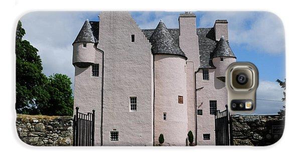 Castle Galaxy S6 Case - Barcaldine Castle by Smart Aviation