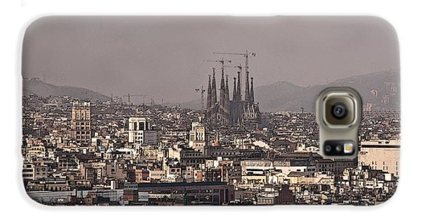 Barcelona Galaxy S6 Case