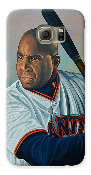 Barry Bonds Galaxy S6 Case