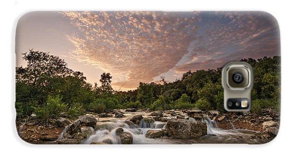 Barton Creek Greenbelt At Sunset Galaxy S6 Case