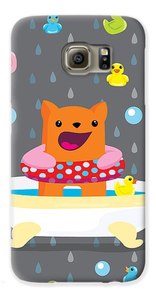 Bath Time  Galaxy S6 Case