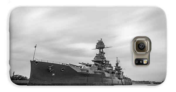 Battleship Texas Galaxy S6 Case