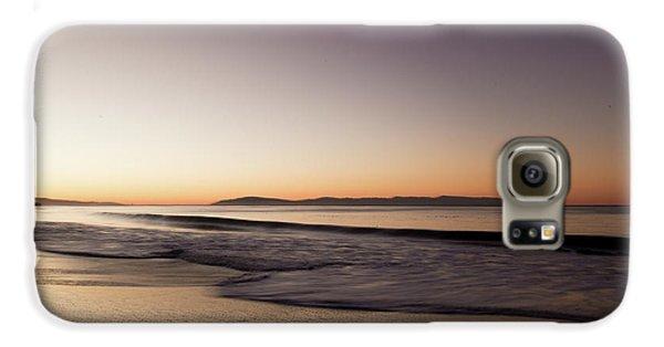Bay At Sunrise Galaxy S6 Case by Lora Lee Chapman