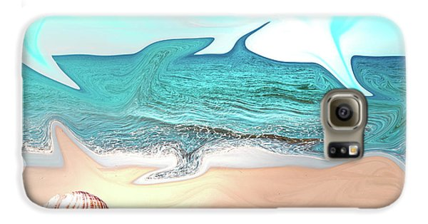 Beach Dream Galaxy S6 Case