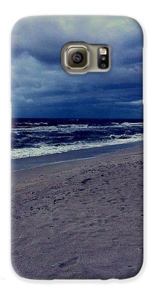 Galaxy S6 Case - Beach by Kristina Lebron