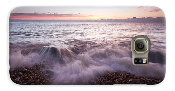 Beach Sunrise Galaxy S6 Case