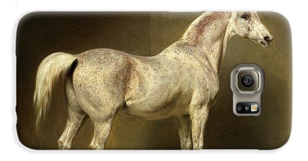 Horse Galaxy S6 Case - Beatrice by Carl Constantin Steffeck