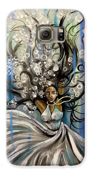 Galaxy S6 Case - Beautiful Struggle by Artist RiA