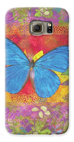 Beauty Queen Butterfly Galaxy S6 Case