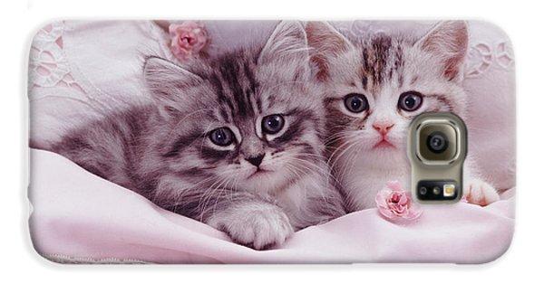 Bedtime Kitties Galaxy S6 Case