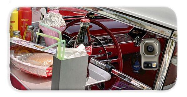 Bel Air 1956. Miami Galaxy S6 Case