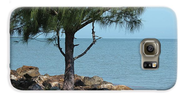 Belize Ocean Front Galaxy S6 Case