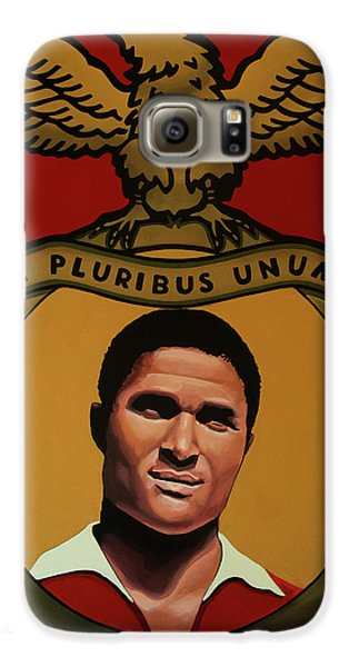 Benfica Lisbon Painting Galaxy S6 Case