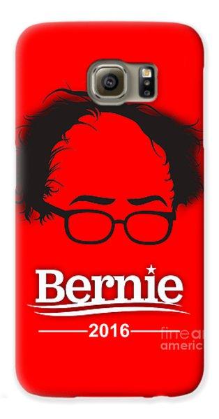 Bernie Sanders Galaxy S6 Case by Marvin Blaine