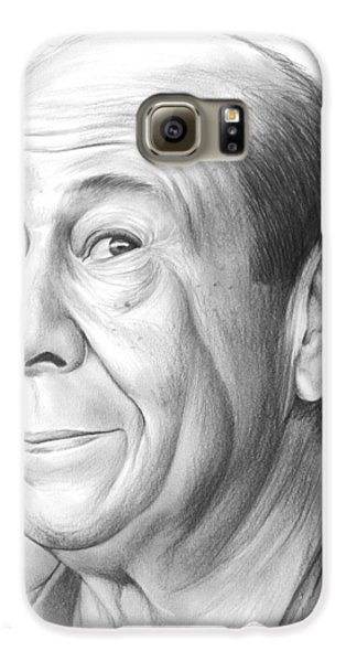 Wizard Galaxy S6 Case - Bert Lahr by Greg Joens