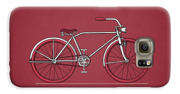Bicycle 1935 Galaxy S6 Case