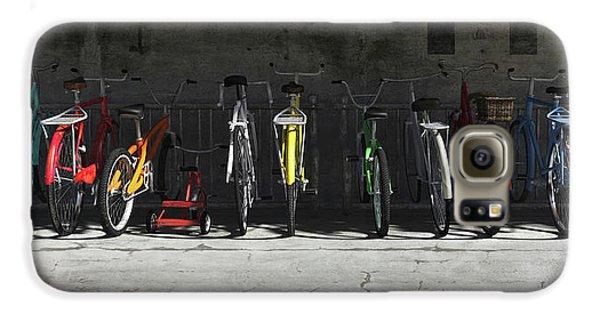 Bike Rack Galaxy S6 Case