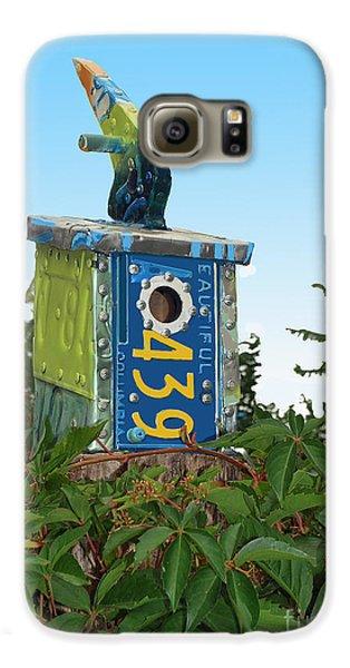 Bird House 439 Galaxy S6 Case