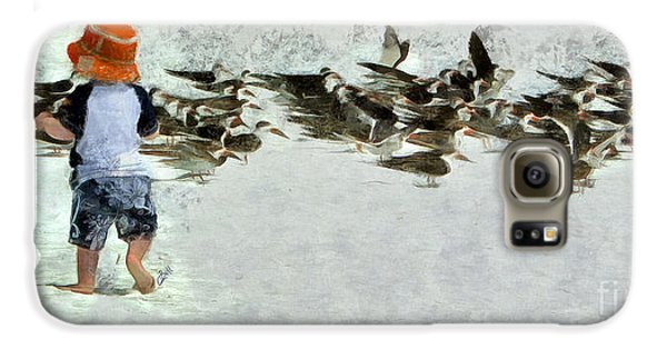 Bird Play Galaxy S6 Case