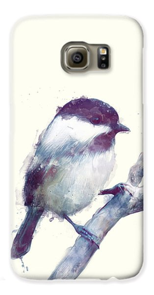 Birds Galaxy S6 Case - Bird // Trust by Amy Hamilton