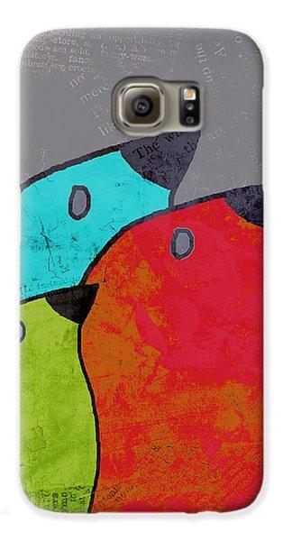 Birdies - V11b Galaxy S6 Case