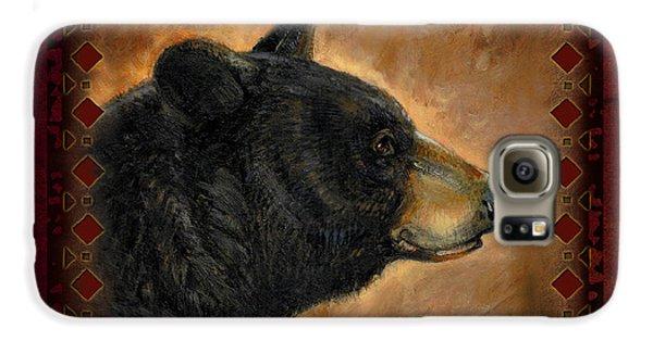 Black Bear Lodge Galaxy S6 Case