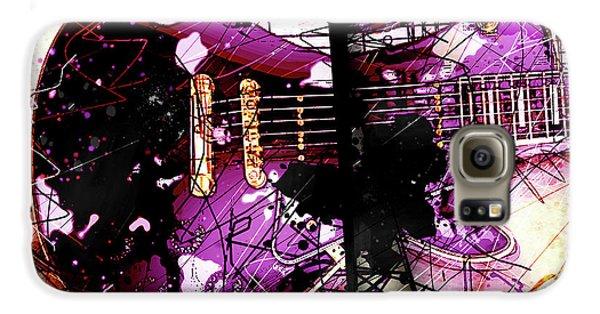 Van Halen Galaxy S6 Case - Black Beauty C 2  by Gary Bodnar