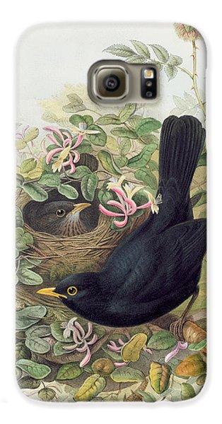Blackbird,  Galaxy S6 Case by John Gould