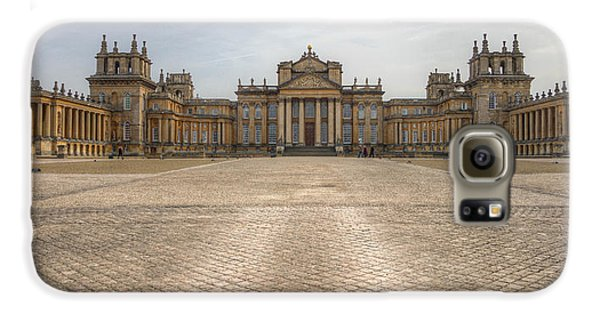 Blenheim Palace Galaxy S6 Case