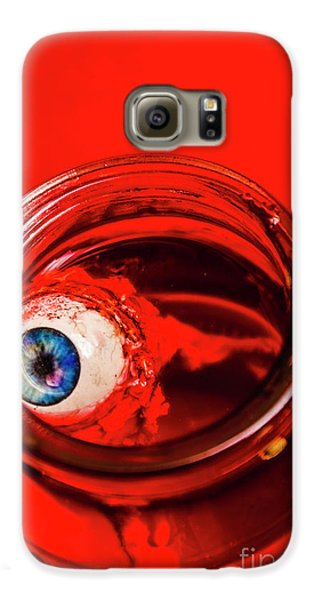 Visual Galaxy S6 Case - Blind Fear by Jorgo Photography - Wall Art Gallery