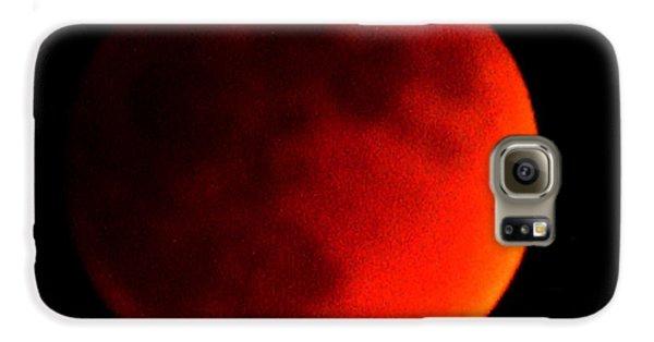 Blood Moon Galaxy S6 Case