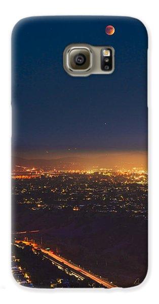 Blood Moon San Diego Galaxy S6 Case