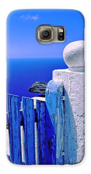 Blue Gate Galaxy S6 Case