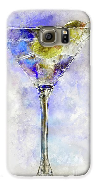 Blue Martini Galaxy S6 Case
