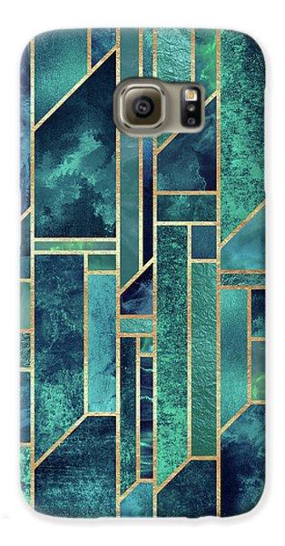 Blue Skies Galaxy S6 Case by Elisabeth Fredriksson