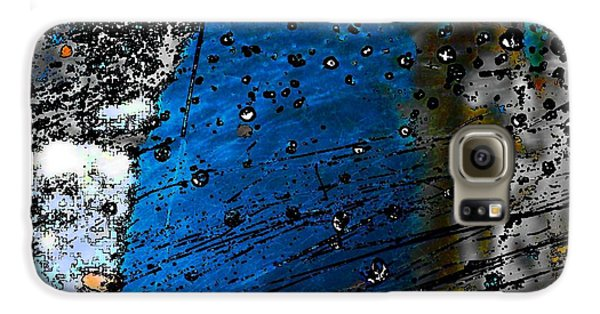 Blue Spectacular Galaxy S6 Case