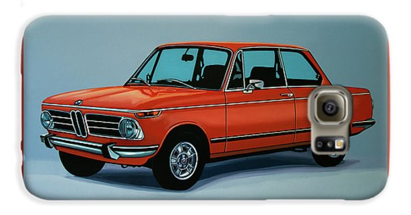 Bmw 2002 1968 Painting Galaxy S6 Case