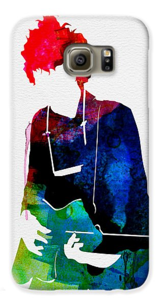 Bob Watercolor Galaxy S6 Case by Naxart Studio