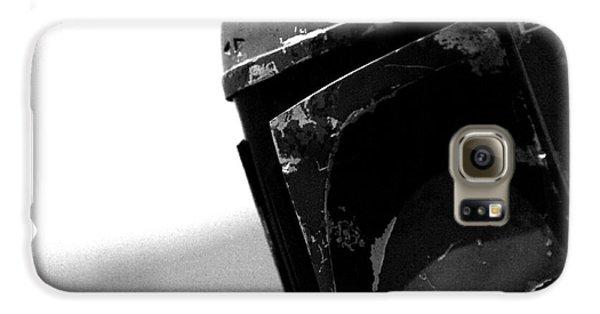 Boba Fett Helmet Galaxy S6 Case