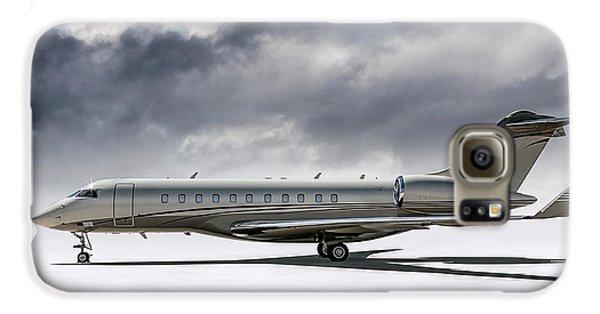 Jet Galaxy S6 Case - Bombardier Global 5000 by Douglas Pittman