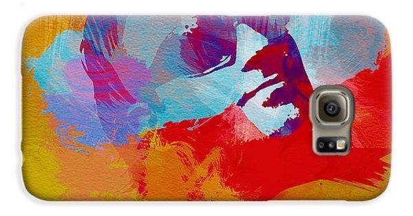Bono U2 Galaxy S6 Case by Naxart Studio