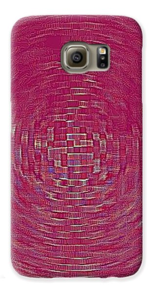 Galaxy S6 Case - Bordeaux by Orphelia Aristal