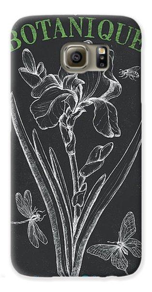 Botanique 1 Galaxy S6 Case by Debbie DeWitt