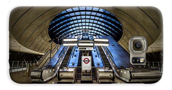 Bound For The Underground Galaxy S6 Case by Evelina Kremsdorf