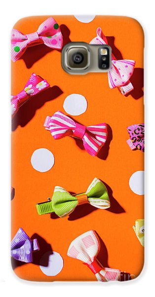 Galaxy S6 Case featuring the photograph Bow Tie Party by Jorgo Photography - Wall Art Gallery