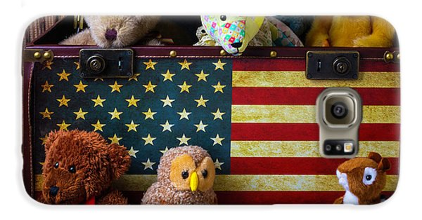 Box Full Of Bears Galaxy S6 Case by Garry Gay