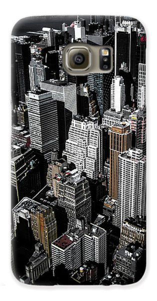 Broadway Galaxy S6 Case - Boxes Of Manhattan by Nicklas Gustafsson