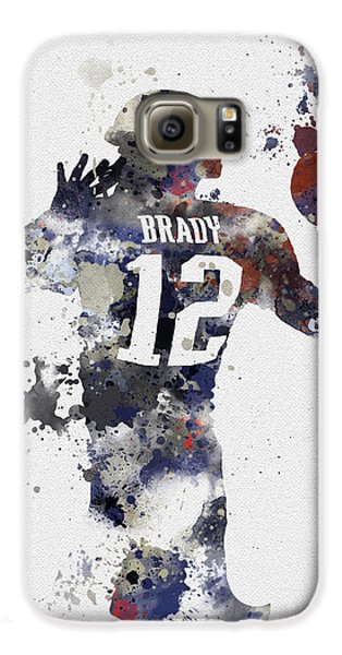 Brady Galaxy S6 Case by Rebecca Jenkins