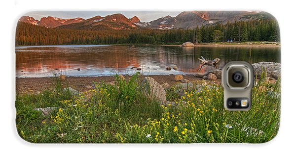 Brainard Lake Galaxy S6 Case