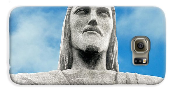 Brazilian Christ Galaxy S6 Case by Kim Wilson